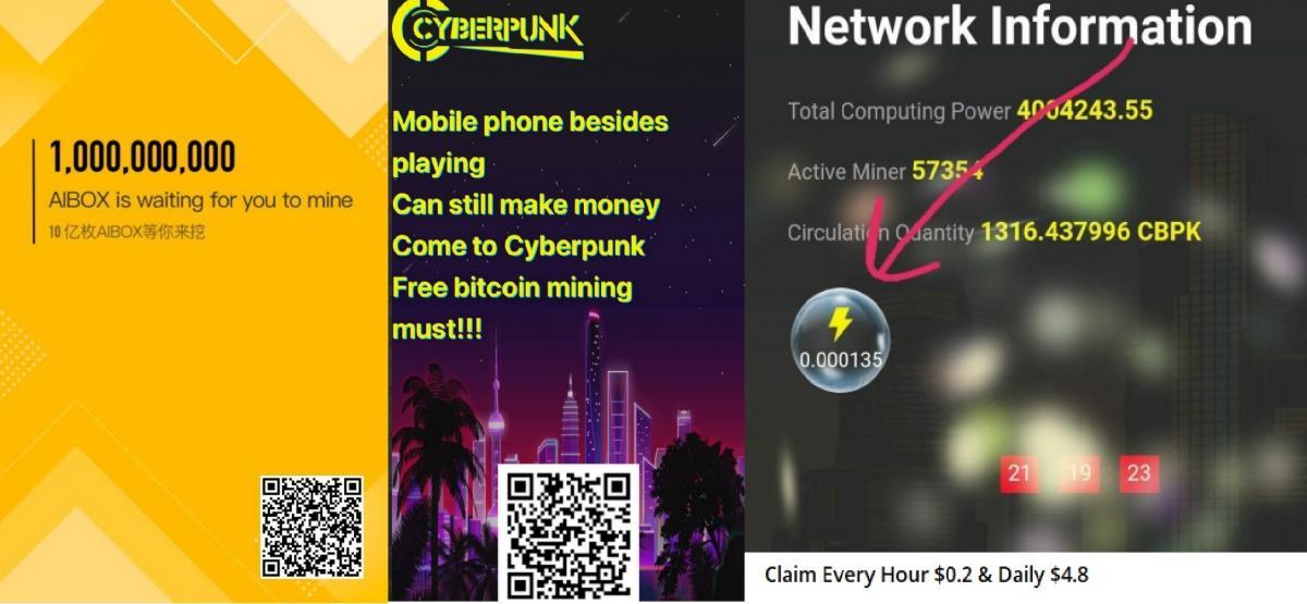 bitcoin telefono miner